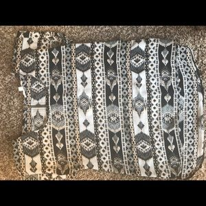 Aztec Blouse